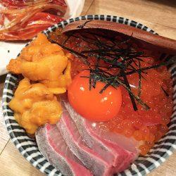 優雅な朝食と海鮮丼祭り